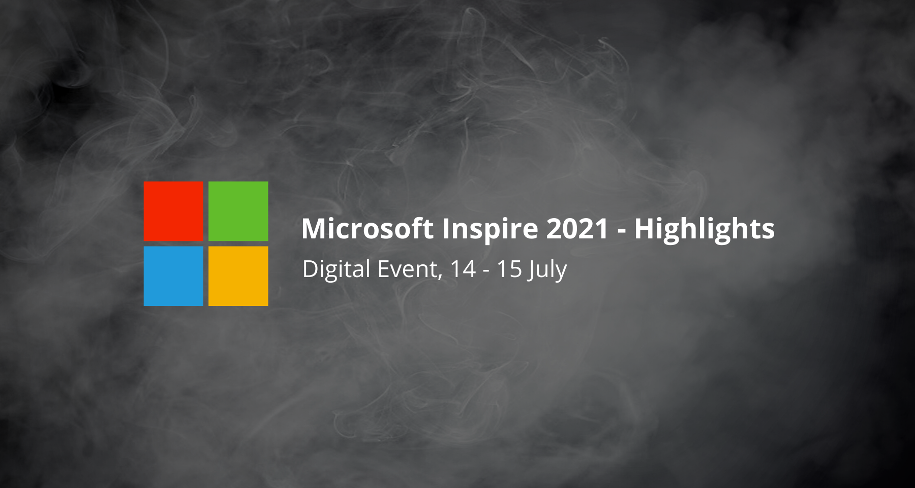 Microsoft Inspire Event