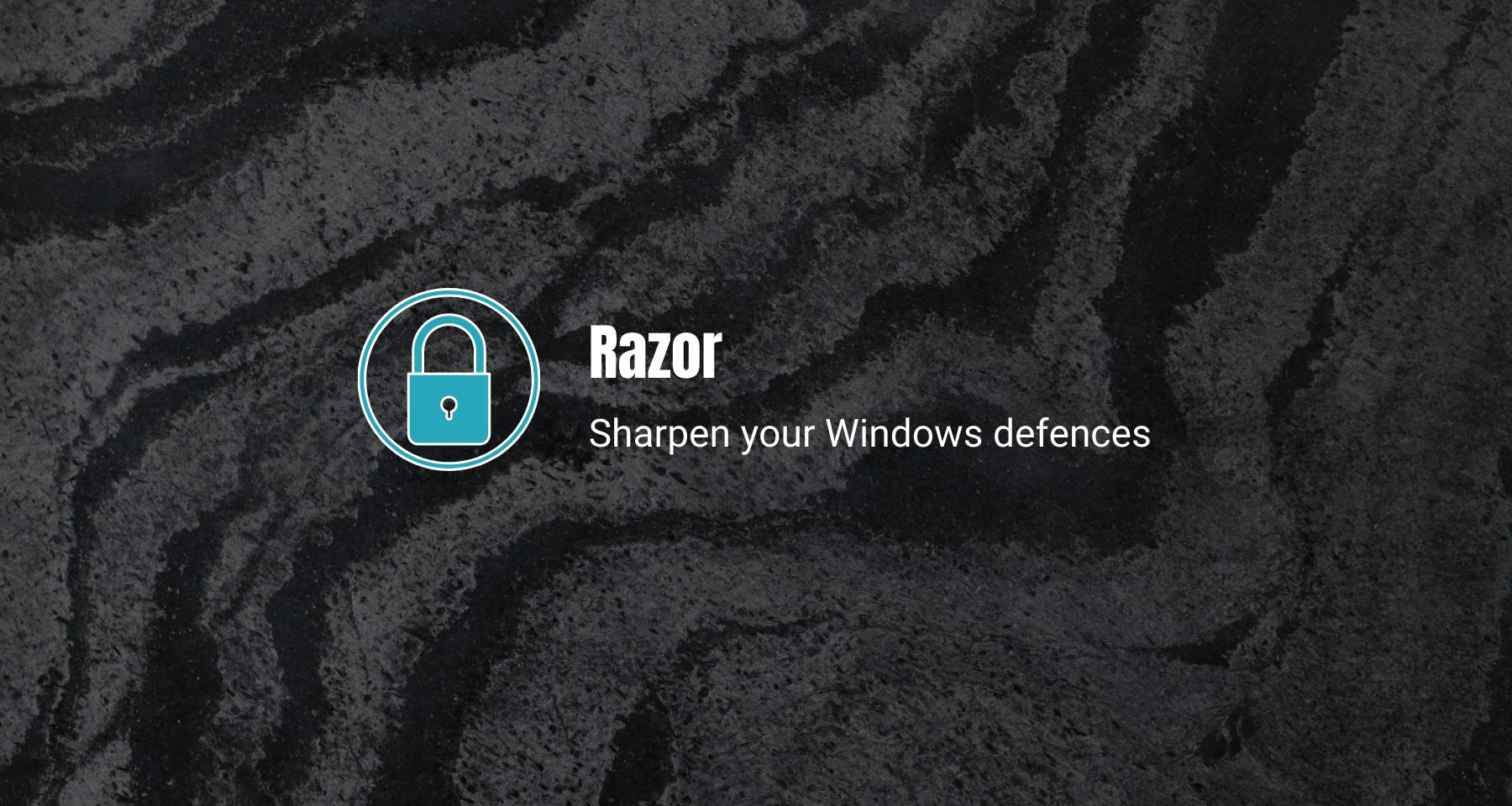 Razor header image